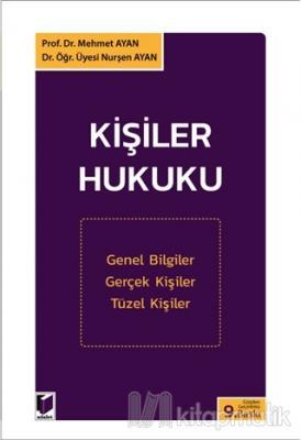 Kişiler Hukuku Mehmet Ayan