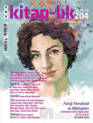 Kitap-lık Dergisi Sayı: 204 Temmuz - Ağustos 2019 Kolektif