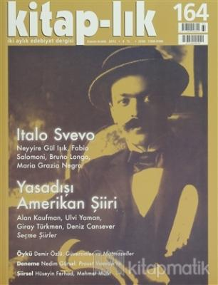 Kitap-lık Sayı: 164 Aylık Edebiyat Dergisi