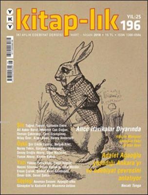 Kitap-lık Sayı 196 - İki Aylık Edebiyat Dergisi