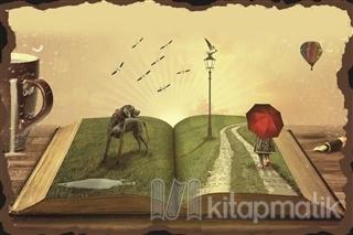 Kitap Şemsiye