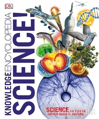 Knowledge Encyclopedia Science (Ciltli)