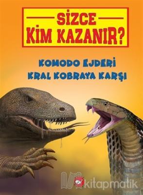 Komodo Ejderi Kral Kobraya Karşı - Sizce Kim Kazanır?