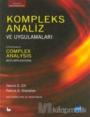 Kompleks Analiz ve Uygulamaları (Ciltli)