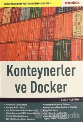 Konteynerler ve Docker Güray Yıldırım