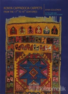Konya Cappadocia Carpets (Ciltli)