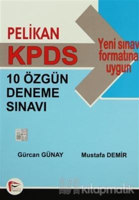 KPDS 10 Özgün Deneme Sınavı