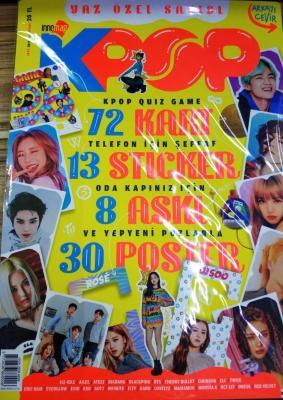 Kpop Dergisi Sayı:2019/03