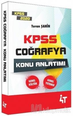 KPSS 2020 Coğrafya Konu Anlatımı