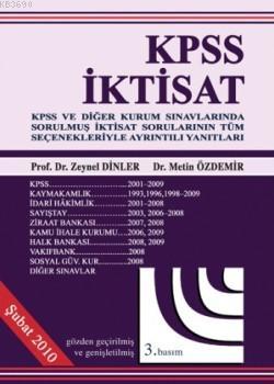 Kpss İktisat Metin Özdemir
