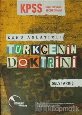 KPSS Konu Anlatımlı Türkçenin Doktrini
