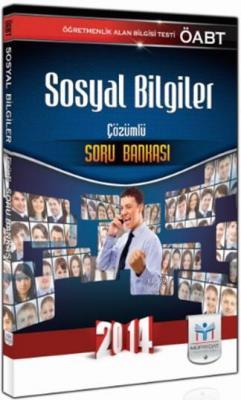 KPSS ÖABT Sosyal Bilgiler Öğretmenliği Çözümlü Soru Bankası (2014)