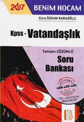 KPSS Vatandaşlık Soru Bankası 2017