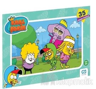 Kral Şakir Frame Puzzle 35 - 2