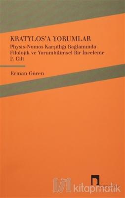 Kratylos'a Yorumlar 2. Cilt