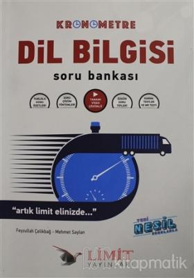 Kronometre Dil Bilgisi Soru Bankası Feyzullah Çelikbağ