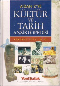 A'dan Z'ye Kültür ve Tarih Ansiklopedisi Niyazi Akşit