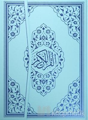Kur'an-ı Kerim Cami Boy 4 Renk (Ayfa125M) (Ciltli)