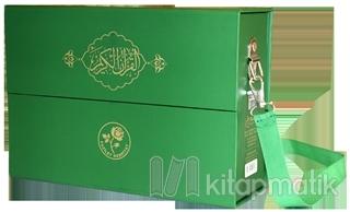 Kur'an-ı Kerim Hatim Seti (Yeşil)