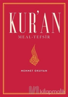 Kur'an Meal-Tefsir (Ciltli) Mehmet Okuyan