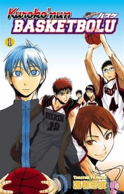 Kuroko'nun Basketbolu 1 Tadatoşi Fujimaki