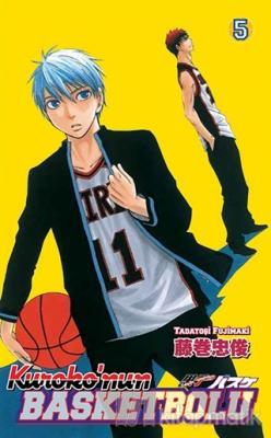 Kuroko'nun Basketbolu 5 Tadatoşi Fujimaki
