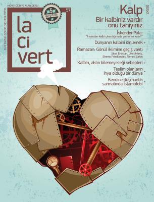 Lacivert  Dergisi Sayı:57  Mayıs  2019