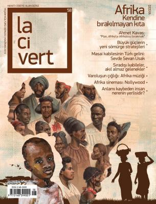 Lacivert Dergisi Sayı: 58 Haziran 2019