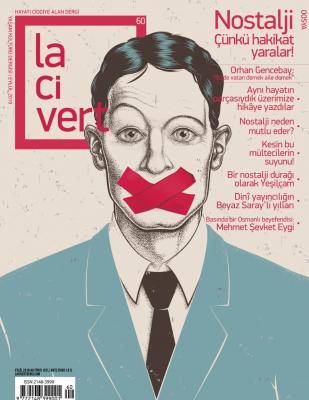 Lacivert Dergisi Sayı: 60 Eylül 2019