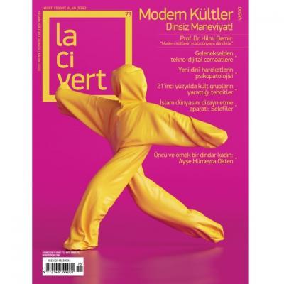 Lacivert 73.Sayı Kasım 2020