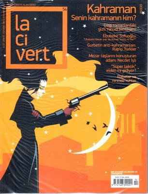 Lacivert Dergisi Şubat sayısı