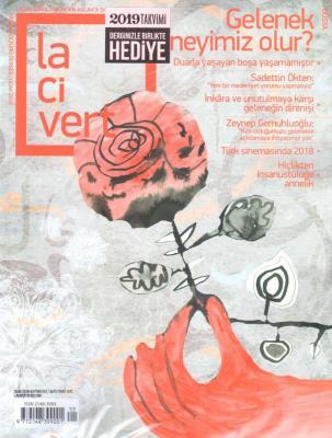 Lacivert Yaşam Kültürü Dergisi Sayı:53 Ocak 2019
