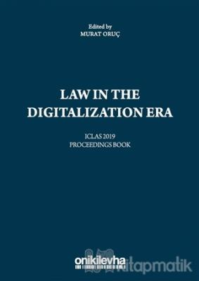 Law in the Digitalization Era
