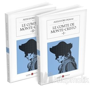 Le Comte De Monte-Cristo (2 Cilt Takım)