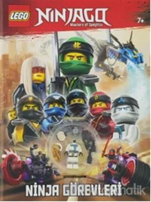 Lego Ninjago - Ninja Görevleri