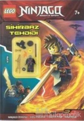 Lego - Ninjago Sihirbaz Tehdidi