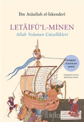 Letaifü'l-Minen İbn Ataullah El-İskenderi