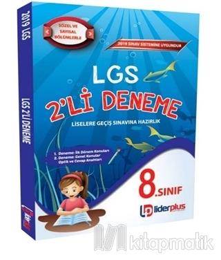 LGS 2'li Deneme