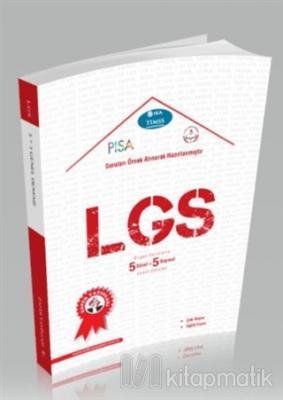 LGS 5'li Genel Deneme