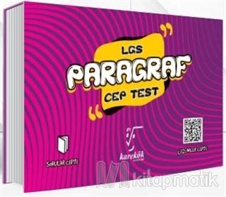 LGS Cep Test Paragraf