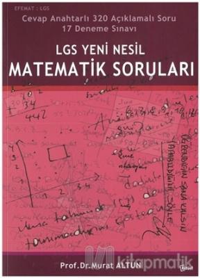 LGS Yeni Nesil Matematik Soruları Murat Altun