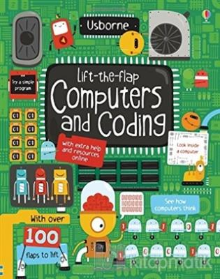 Lift-The-Flap Computers and Coding (Ciltli)