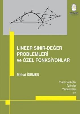 Lineer Sınır-Değer Problemleri ve Özel Fonksiyonlar