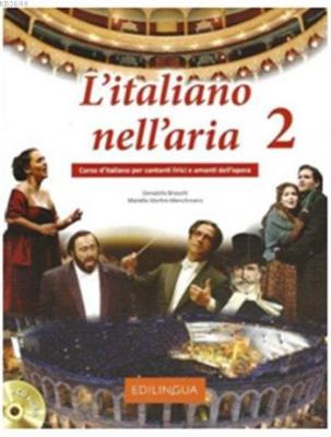 L'italiano Nell'aria 2+CD Audio