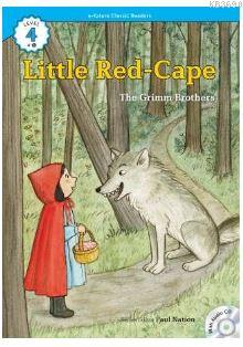 Little Red-Cape +CD (eCR Level 4)