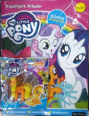 My Little Pony Faaliyet Dergisi