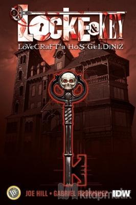 Lock & Key Cilt 1: Lovercraft'a Hoşgeldiniz