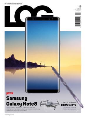 Log Dergisi Sayı:112 Eylül 2017