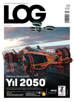 Log Dergisi Sayı:129 Şubat 2019