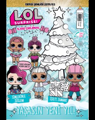 Lol Dergisi Sayı: 2019-03